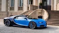 Bikin Jantungan! Segini DP dan Cicilan Bugatti Bekas