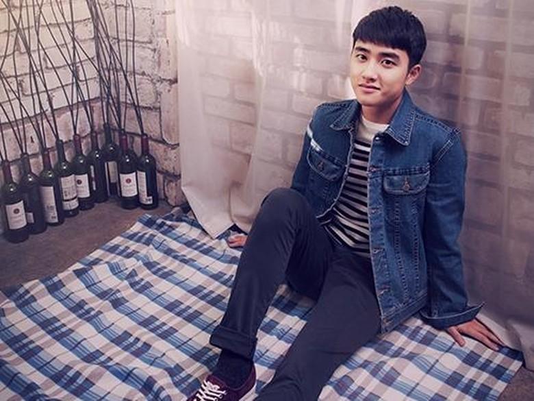 D.O EXO Ungkap Sulitnya Jadi Idola K-Pop