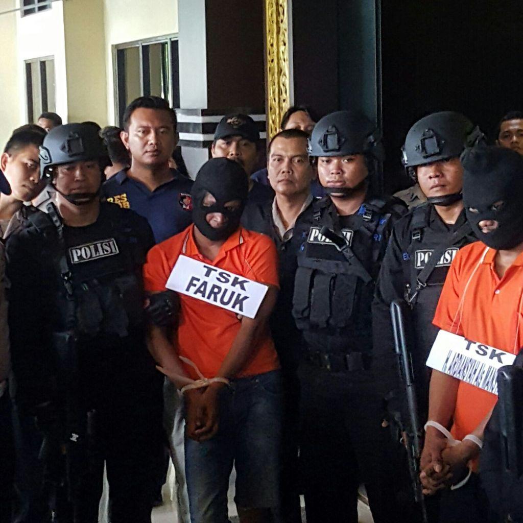 Sempat Muncul Isu SARA, Pembunuhan Sadis Di Banjarmasin