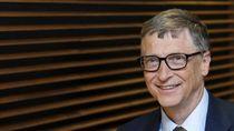 Spektakuler, Kekayaan Bill Gates Tembus Rp 1.192 Triliun