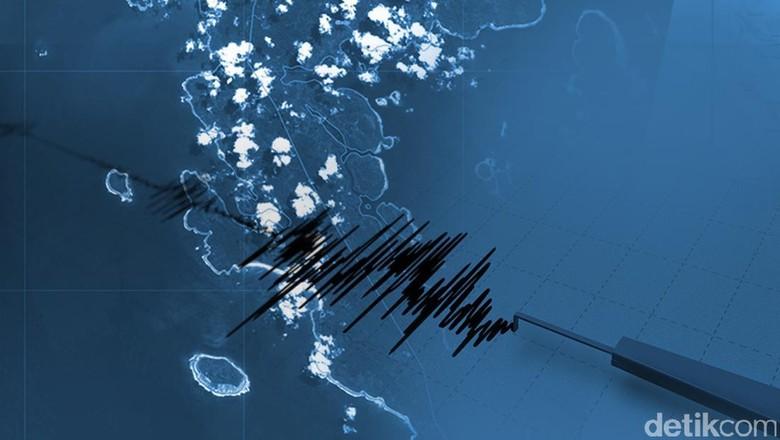 BMKG Resmi Cabut Peringatan Gelombang Tsunami Pasca Gempa Mentawai