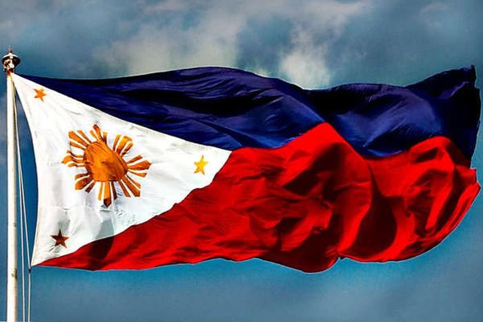Ilustrasi Bendera Filipina