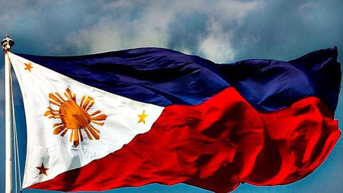 Ilustrasi Bendera Filipina/Foto: Internet