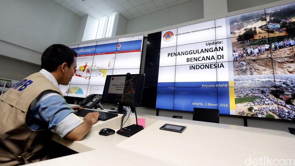 Usul BNPB Jadi Kementerian, Cak Imin: Indonesia Rawan Bencana