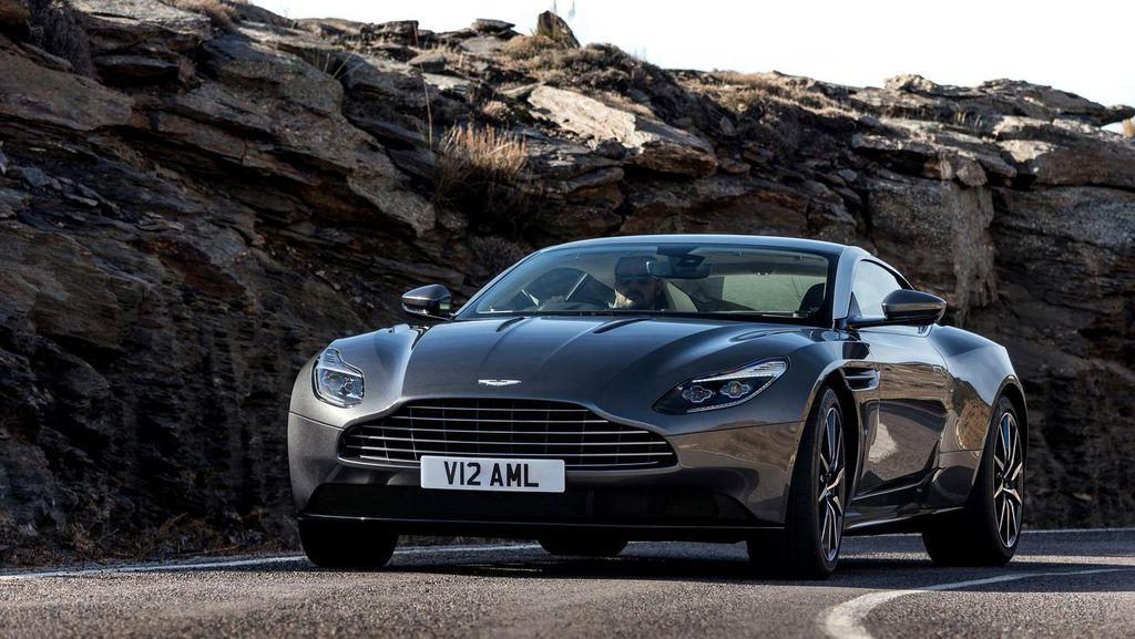 Aston Martin DB11 Siap Meluncur di Indonesia Tahun Ini