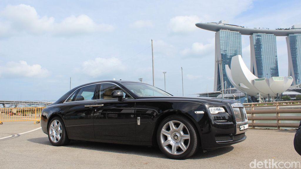 Dolar Melambung Tinggi, Rolls-Royce: Matilah Kita