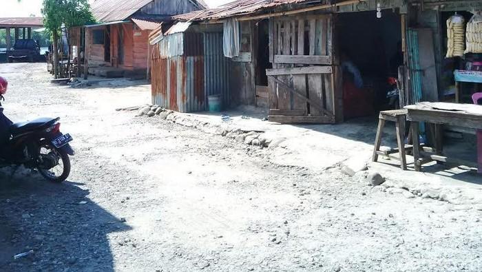 Kampung Nelayan di Bengkulu