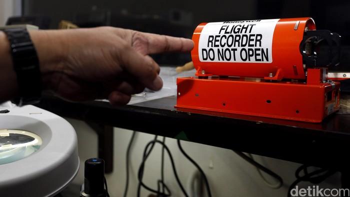 Black box sudah ditemukan sejak lama, tapi sayang sejumlah teknologi canggih tidak bisa dinikmatinya. Foto: Rengga Sancaya