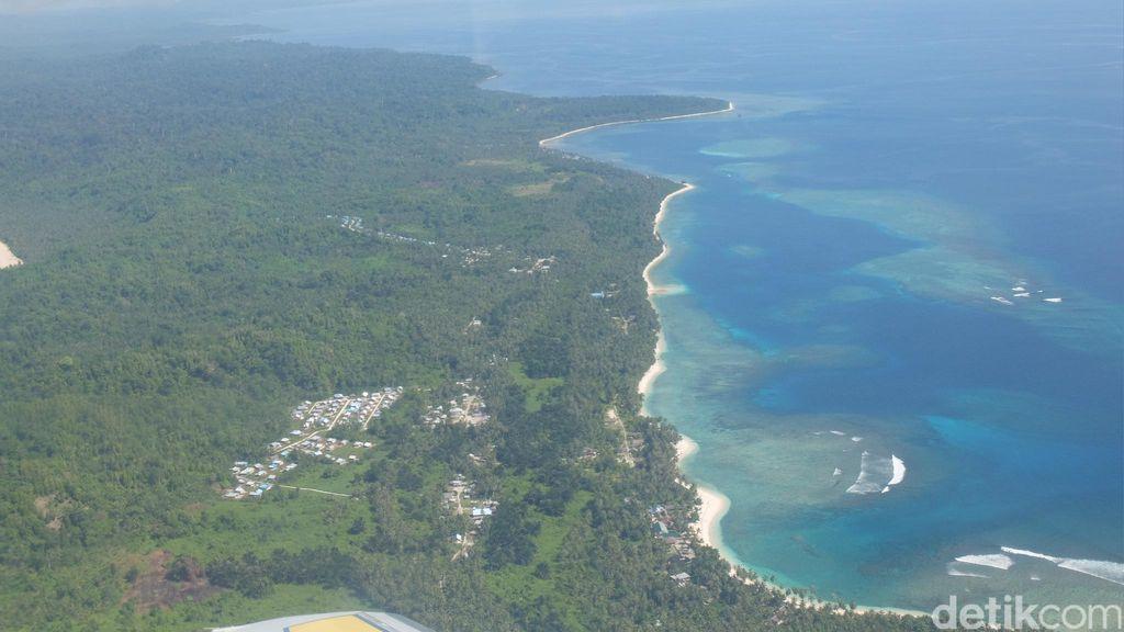 Pemerintah akan Bangun Pelabuhan di Kepulauan Mentawai