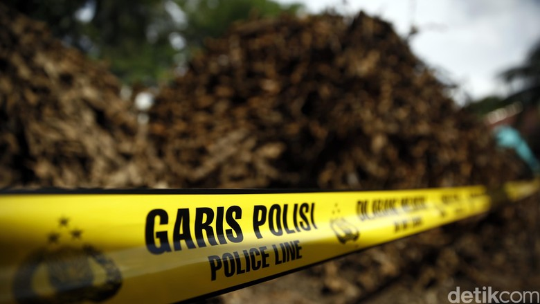 Temuan Kerangka Manusia Hebohkan Warga Buleleng Bali