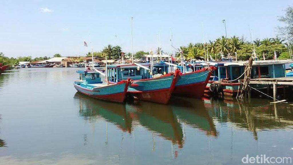 Menteri PUPR Tinjau Rumah Nelayan di Bengkulu
