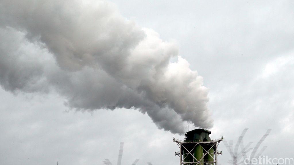 Usai Disidak karena Cemari Udara, 2 Pabrik Aluminium di Jakut Disegel