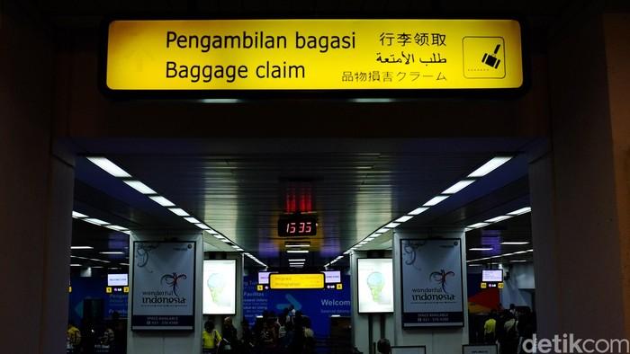 Ilustrasi Bagasi Bandara