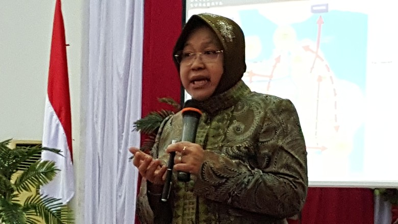 Risma Disebut Cocok untuk DKI, PDIP Surabaya Tunggu Komando DPP