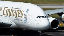 Soekarno-Hatta Punya Runway Baru, Emirates Pertimbangkan Pakai Airbus A380
