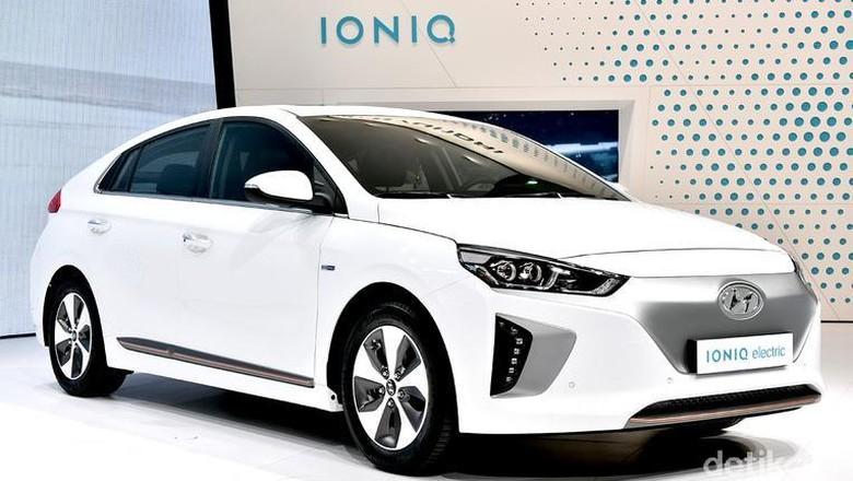 Hyundai Ioniq Foto: Geneva Motor Show