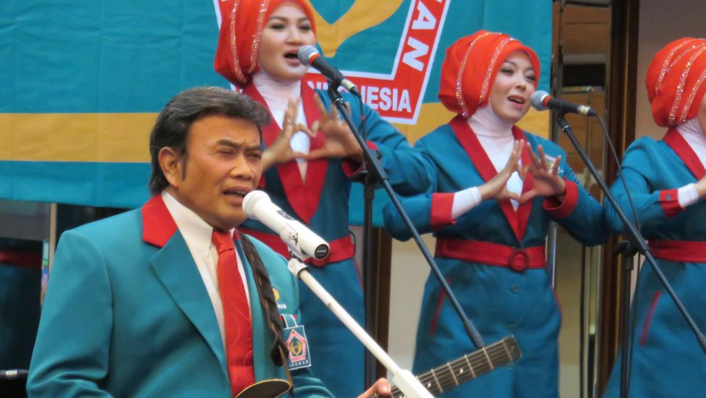 Zulkifli Hasan: Kehormatan Besar Bang Haji Rhoma Gabung PAN
