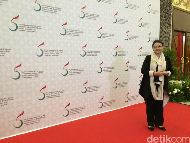 Pertemuan Tingkat Menteri KTT LB OKI Hasilkan Resolusi dan Deklarasi Jakarta