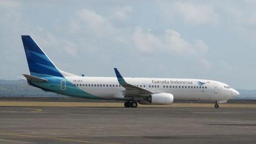 Caplok Operasional Sriwijaya, Saham Garuda Lompat 24%