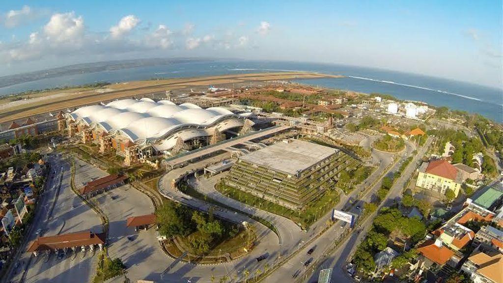 Perluas Apron Bandara Ngurah Rai, AP I Reklamasi 47,9 Ha