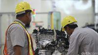 Cuti Bersama, Toyota Tidak Menggenjot Produksi Model Tertentu