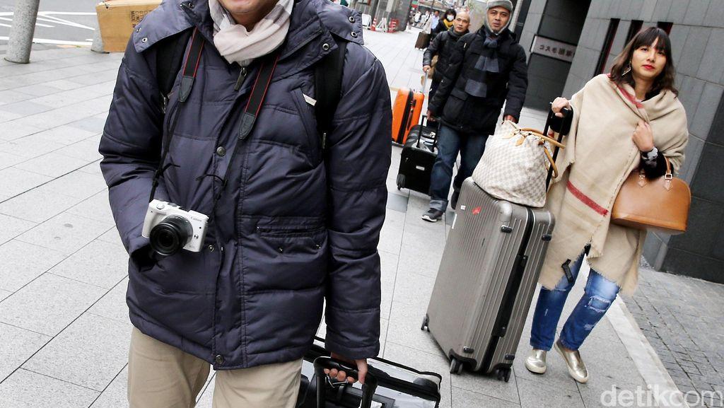 UNWTO: Jumlah Turis Internasional Tumbuh Lebih Cepat dari Target