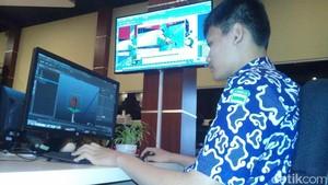 Keren! Animasi Karya Siswa SMK Kudus Rambah Layar Kaca