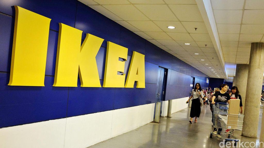 Disidak Satpol PP Kota Tangerang, IKEA Alam Sutera Tutup Sementara
