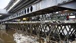 Jembatan Kalibata Dibongkar