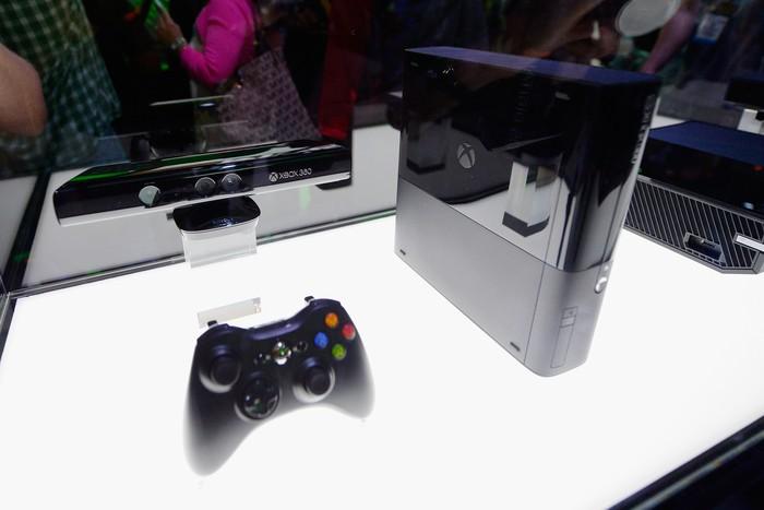 Ilustrasi Xbox One. Foto: GettyImages