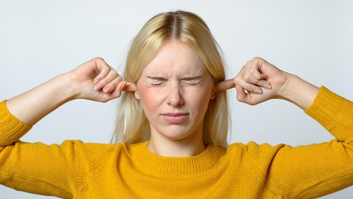 Peradangan telinga. Foto: thinkstock