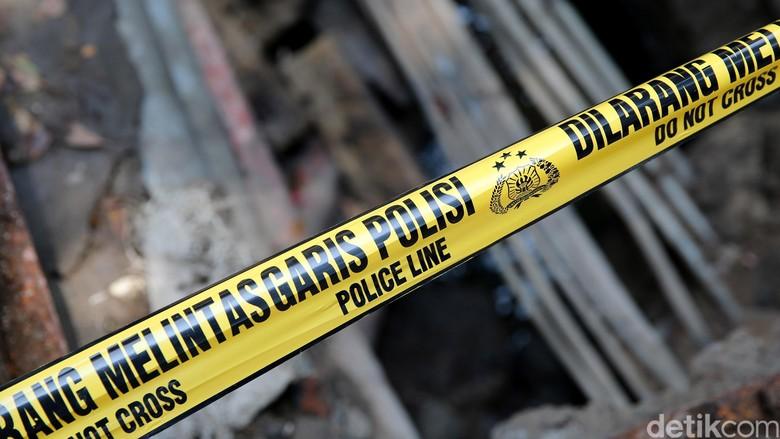 Ojol Gesekan dengan Petugas Dishub di Losari Makassar