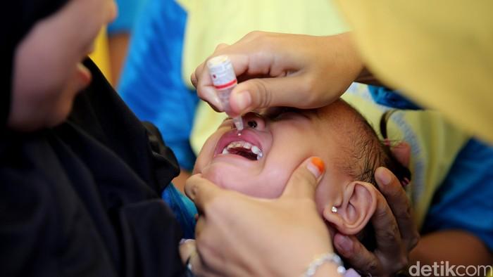 Ancaman stunting membayangi anak balita (Foto: Ari Saputra)