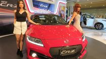 GIIAS 2019: Honda Belum Niat Lagi Jual Mobil Hijau di Indonesia
