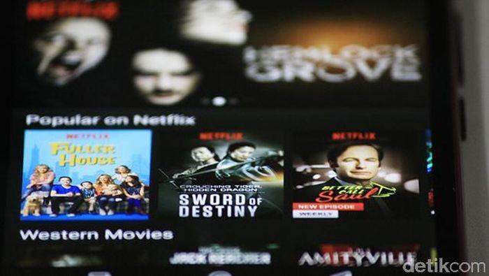 KPI Tertibkan Netflix