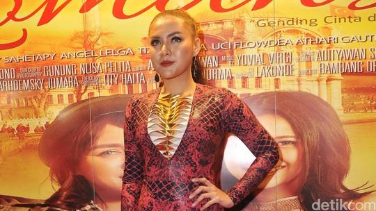 Hot dan Seksinya Vicky Shu