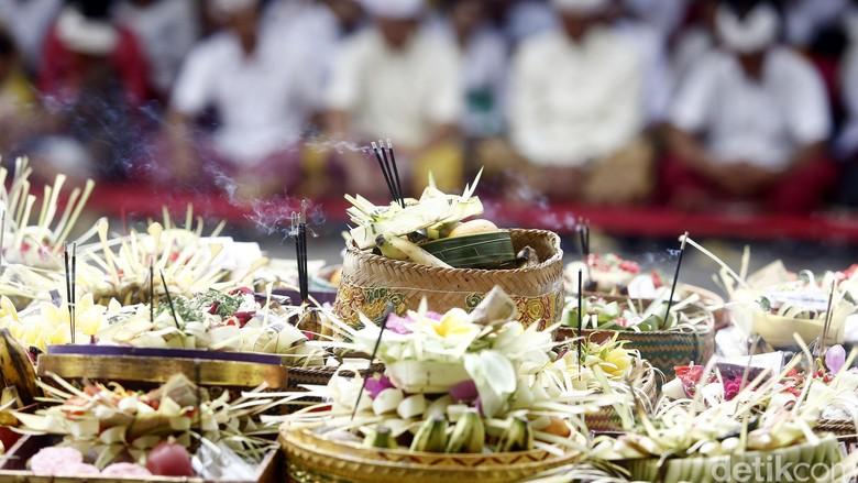 Ilustrasi pura di Bali (Rengga Sancaya/detikcom)