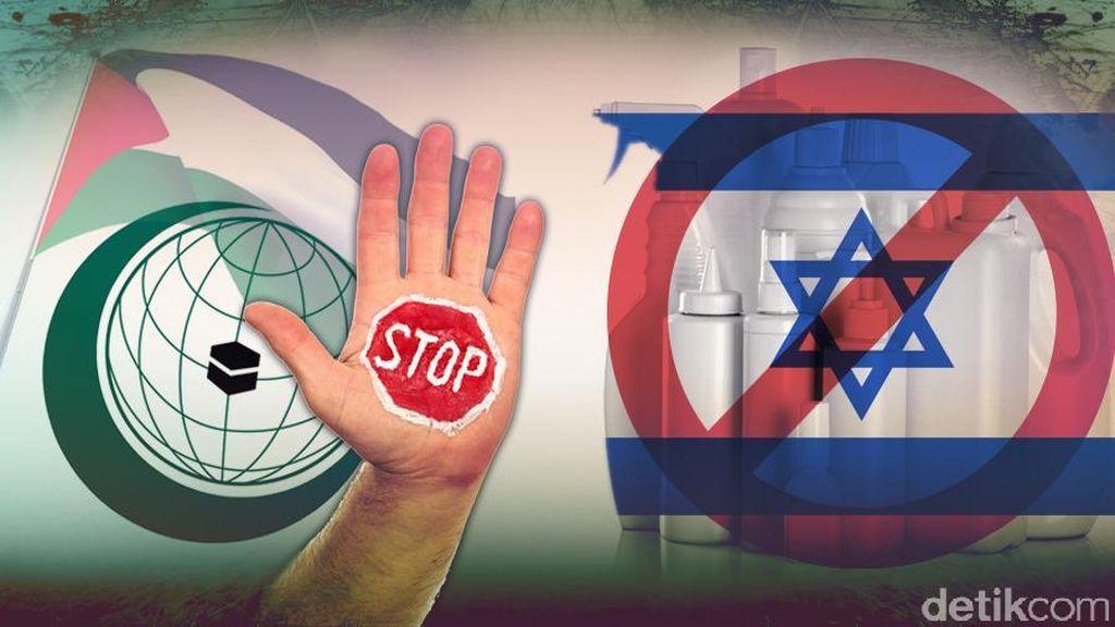 Benarkah RI akan Blokir Produk Israel?