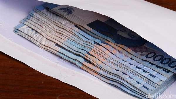 Staf M Taufik Diamankan, Polisi Temukan 80 Amplop Isi Rp 500 Ribu