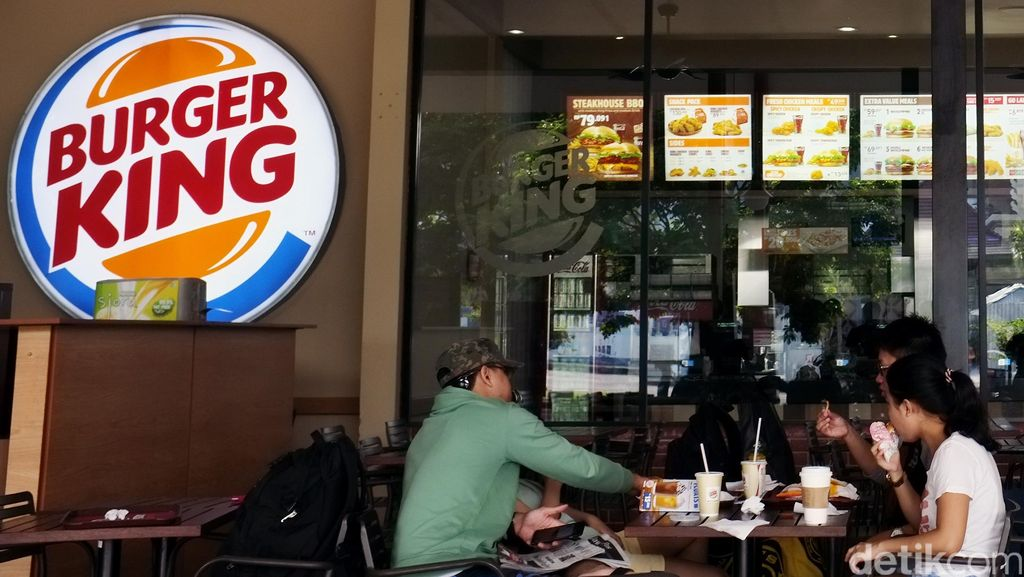 Burger King Minta Maaf soal Iklan 'Dihamili Pesepakbola'