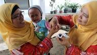 Trauma Vaksin Palsu, Imunisasi MR di Bekasi Rendah