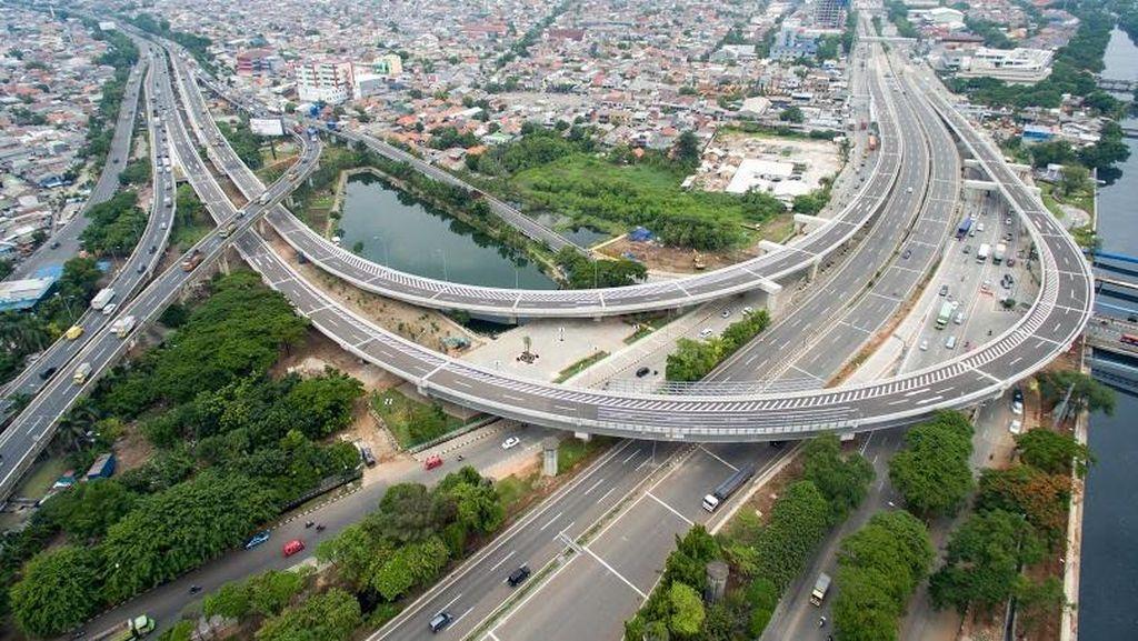 Diam-diam Mulai Dibangun, Tol Bertingkat Terpanjang RI Kelar 2022