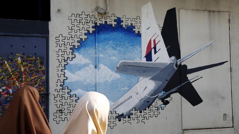 Malaysia Teken Perjanjian Pembayaran Rp 661 M Untuk Temukan MH370