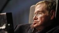 Stephen Hawking, Ahli Fisika yang Anjurkan Manusia Cari Planet Baru