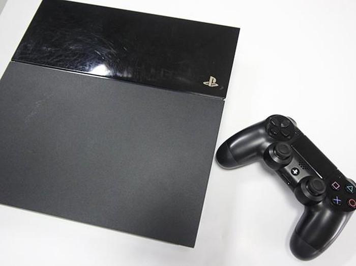 Sony PlayStation 4. Foto: detikINET/Irna Prihandini