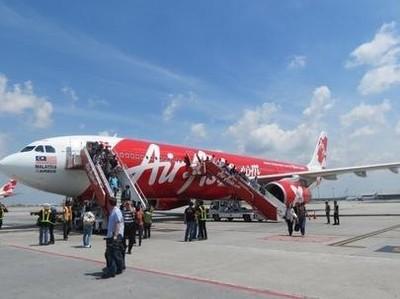 AirAsia Operasikan Pesawat Carter Untuk Wisata Gerhana