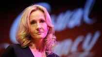 Alasan J.K Rowling Ingin Tulis Cerita Penuh Misteri