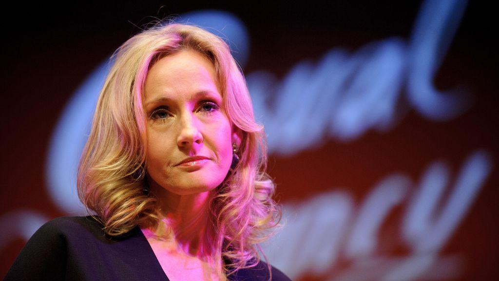 JK Rowling Klaim Teknik Pernapasan Ini Bisa Sembuhkan Gejala Corona