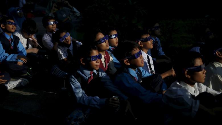 Planetarium Jakarta. Foto: REUTERS/Olivia Harris