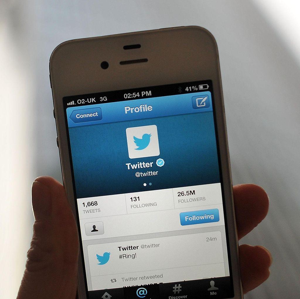 Seluruh Pengguna Twitter Diminta Ganti Password